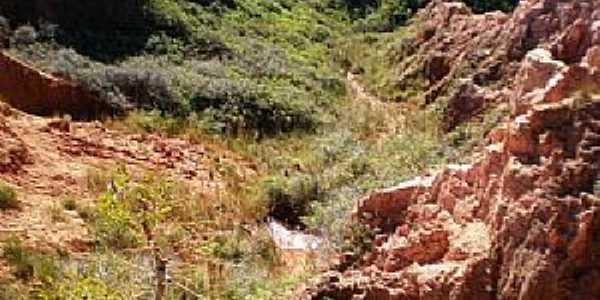 Pires Belo-GO-Erosão Povoado Córrego das Perobas-Foto:renatolaj