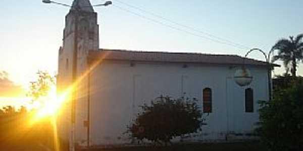 Pires Belo-GO-Igreja Matriz-Foto:guilhermefonseca