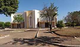 Porangatu - Porangatu-GO-Igreja no Maringá-Foto:RioPreto