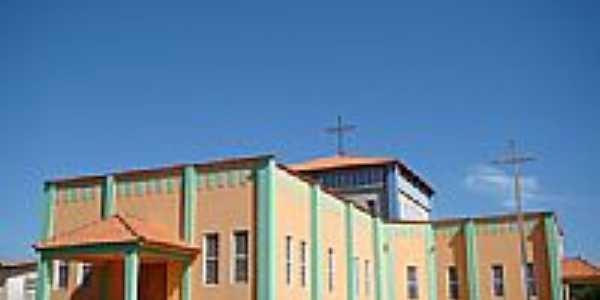 Igreja Matriz N.S.das Graças foto Vicente A. Queiroz