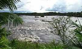 Iauaretê - Iauaretê-AM-Corredeira no Rio Negro-Foto:Cristopher Maia
