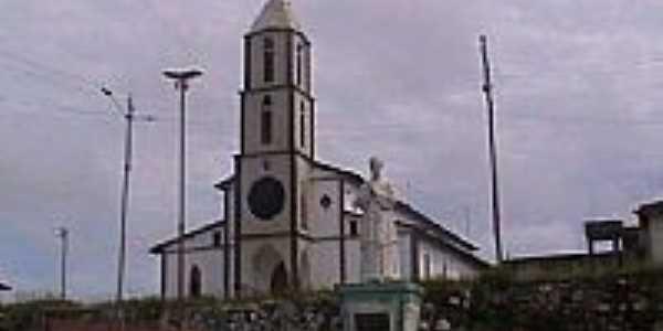 Iauaretê-AM-Igreja de São Gabriel-Foto:Cristopher Maia