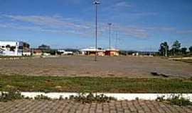 Posse - Praça em Posse-GO-Foto:Dirt Shop