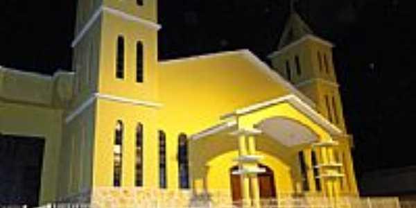 Igreja Nossa Senhora Santana - Posse - GO
