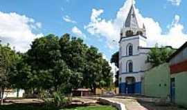 Professor Jamil - Professor Jamil-GO-Praça da Igreja de N.Sra.das Graças-Foto:Arolldo Costa Olivei…