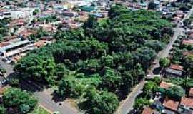 Rio Verde - �rea de preserva��o no centro de Rio Verde-GO-Foto:Tizzo Neto