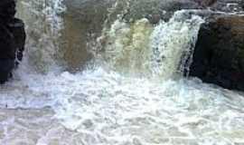 Rio Verde - Cachoeira do Rio Verdinho em Rio Verde-GO-Foto:Reinaldo FF