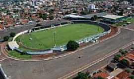 Rio Verde - Estádio Mozart Veloso do Carmo em Rio Verde-GO-Foto:Tizzo Neto
