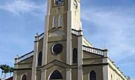 Rio Verde - Igreja de S�o Sebasti�o em Rio Verde-GO-Foto:Tizzo Neto