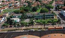 Rio Verde - Vista da Prefeitura Municipal de Rio Verde-GO-Foto:Tizzo Neto
