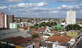 Rio Verde - Vista parcial de Rio Verde-Foto:Cruvinel do SSC