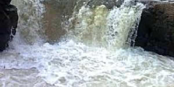 Cachoeira do Rio Verdinho em Rio Verde-GO-Foto:Reinaldo FF