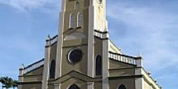 Igreja de São Sebastião em Rio Verde-GO-Foto:Tizzo Neto