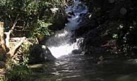 �gua Branca - Cachoeira do Vai Vem,18 mts.de altura,em �gua Branca-Foto:DUDA RODRIGUES