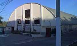 �gua Branca - Gin�sio Municipal de Esportes em �gua Branca-Foto:DUDA RODRIGUES