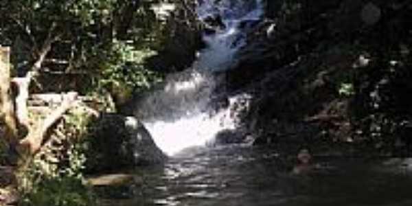 Cachoeira do Vai Vem,18 mts.de altura,em Água Branca-Foto:DUDA RODRIGUES