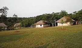 Içanã - Içana-AM-Casas do Povoado-Foto:www.flickr.com