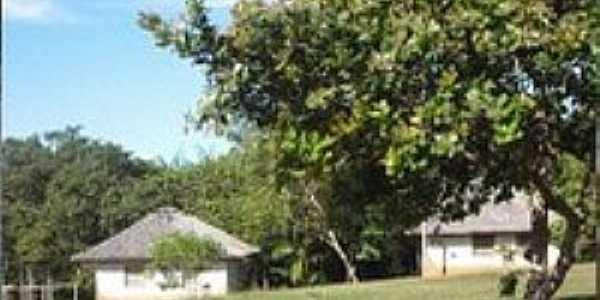 Içana-AM-Casas do Povoado-Foto:Carol da Riva
