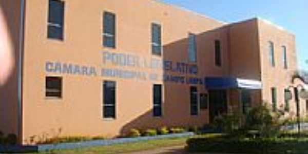 Câmara Municipal de Campo Limpo de Goiás.