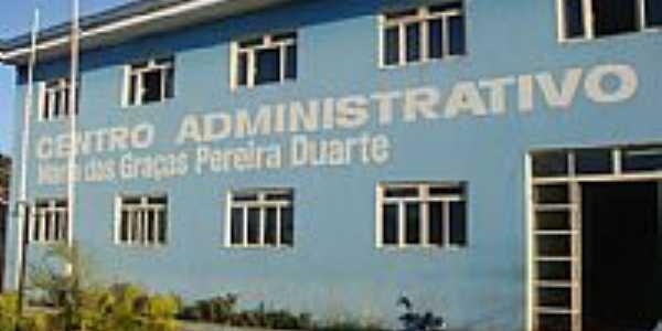 Centro Administrativo em Campo Limpo de Goiás.