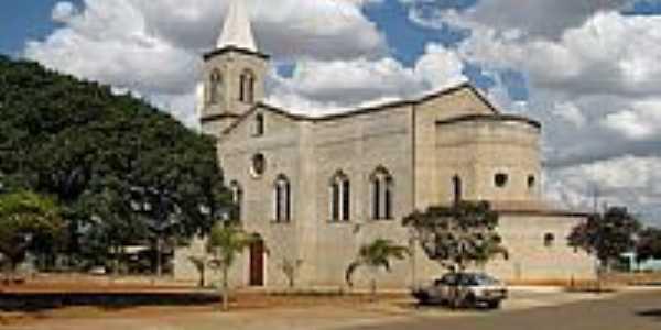 Igreja Matriz-Foto:Fredi Ketler