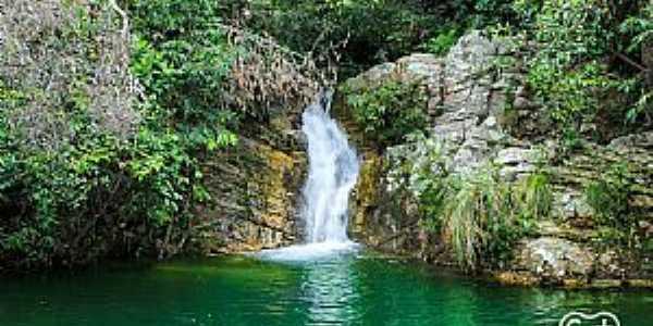 Cachoeira Santa Bárbara, a mais bela do Estado de Goiás!