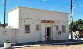 Santa Cruz de Goiás - Prédio dos Correios em Santa Cruz de Goiás-GO-Foto:jackson a de moura
