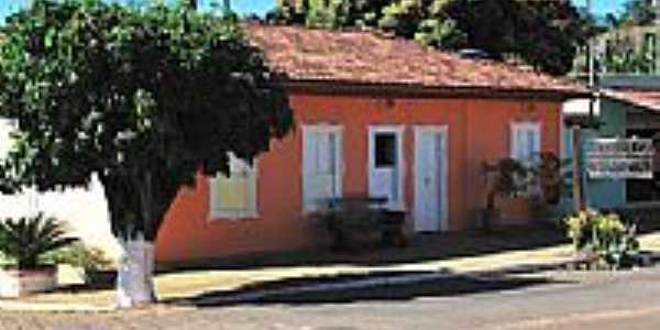 Patrimônio Histórico de Santa Cruz de Goiás-GO-Foto:jackson a de moura