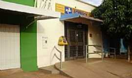 Santa Fé de Goiás - Agência dos Correios-Foto:bantarez