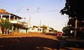 Santa Fé de Goiás - Avenida Araguaia-Foto:Paulo Bantarez
