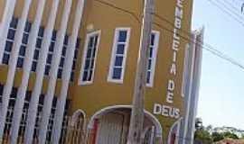 Santa Fé de Goiás - Igreja Evangélica Assembléia de Deus-Foto:bantarez
