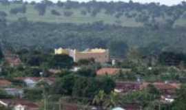 Santa F� de Goi�s - igreja, Por Paulo Henrique Mendes