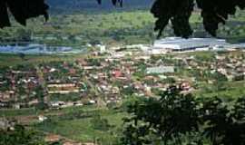 Santa Fé de Goiás - Vista de Santa Fé de Goiás-Foto:RodolfoBertin