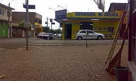 Santa Helena de Goiás - Santa Helena de Goiás-GO-Centro da cidade-Foto:Fredyemmuel