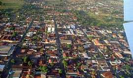 Santa Helena de Goiás - Santa Helena de Goiás-GO-Vista aérea parcial-Foto:rafaelmarcola