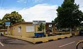 Ipixuna - Fórum Judiciário da Comarca de Ipixuna-Foto:Scyscrapercity, postada por Gilson de Souza
