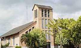 Ipixuna - Igreja de Nossa Senhora das Dores em Ipixuna-Foto:Scyscrapercity postada por Gilson de Souza