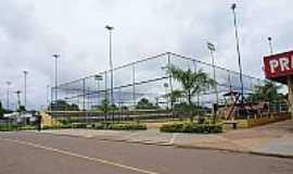 Ipixuna - Quadra de Esportes Poliesportiva-Foto:Scyscrapercity, postada por Gilson de Souza