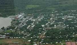 Ipixuna - Vista aérea de Ipixuna-Foto:Reyson Silva
