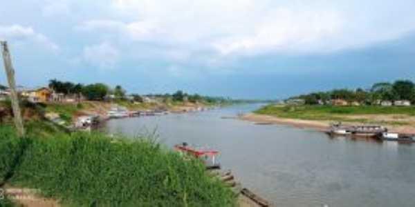 Ipixuna, as margens do Rio Juruá, Por Gilmar Honorato