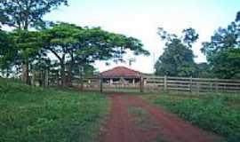 Santa Rita do Novo Destino - Fazenda-Foto:jose wirton galvao