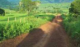 Santa Rita do Novo Destino - Estrada rural-Foto:jose wirton galvao