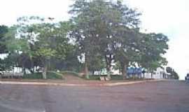 Santa Rita do Novo Destino - Praça-Foto:jose wirton galvao