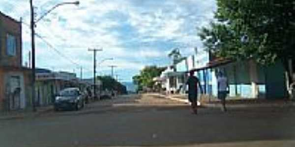 Rua da cidade-Foto:jose wirton galvao