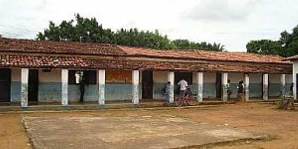 Santa Rosa-GO-Colégio Estadual-Foto:mpgo.mp.br