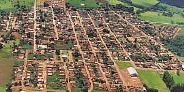 Santa Rosa-GO-Vista aérea-Foto:santarosa.go.