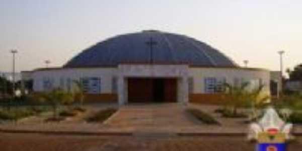 Igreja matriz  , Por Vanderley Mendes da Silva