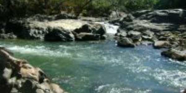 Ponto Turistico de Santa Tereza Riacho doce, Por Vanderley Mendes da Silva
