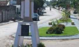 Santa Terezinha de Goiás - entrada da cidade, Por jrag