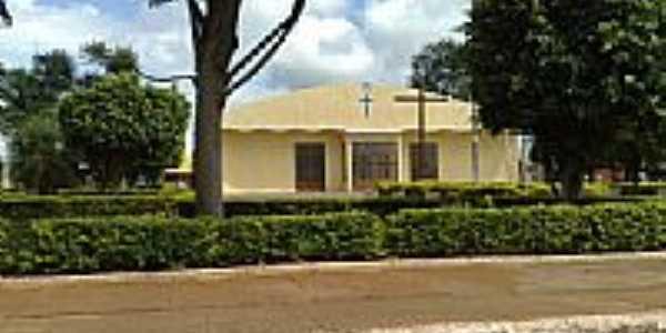 Igreja de Santo Antonio-Foto:Neander Moraes